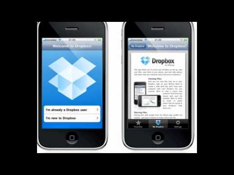 Dropbox - Best cloud storage app for iPhone