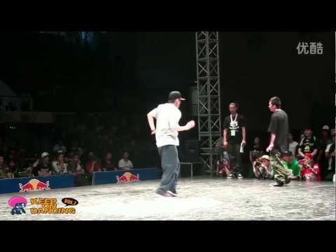 Hip Hop Top 8 | 亮亮 VS 阿K | China KOD7