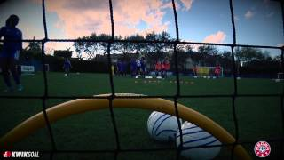 Receiving And Finishing : Nscaa Technical Training Series Presented By Kwik Goal