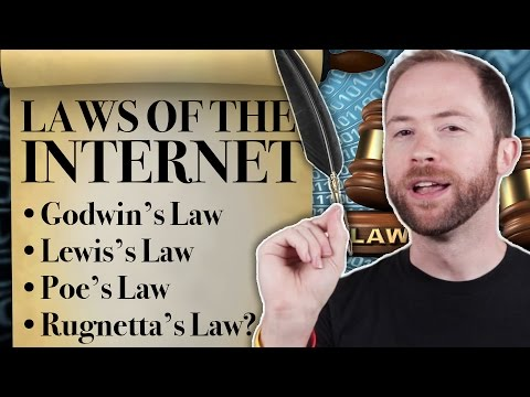Three Laws of The Internet Explained! | Idea Channel | PBS D