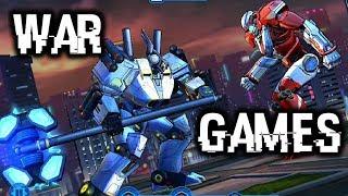 Ragnarok Ghost Dominating War Games! | Pacific Rim Breach Wars