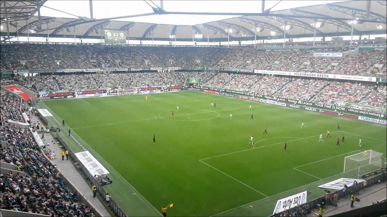 Wolfsburg Frankfurt