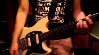 ザ・コレクターズ「地球の歩き方」ギターコピー ソロはコピーできてない...