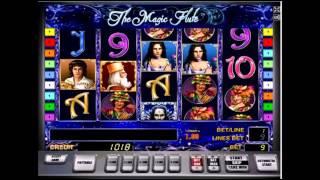 видео 777 Вулкан игровые автоматы - The Magic Flute играть онлайн Волшебная Флейта