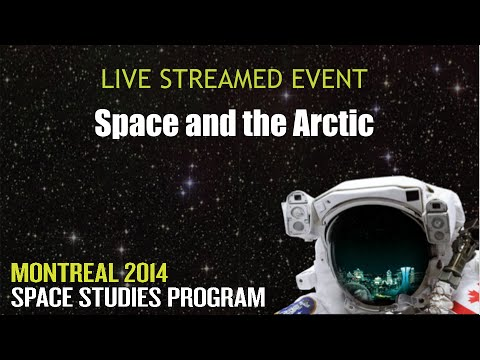Panel - Space and the Arctic
