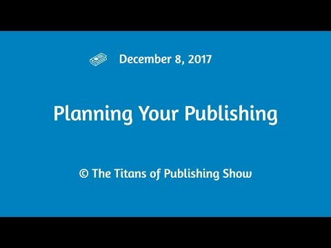 The Titans of Publishing Show