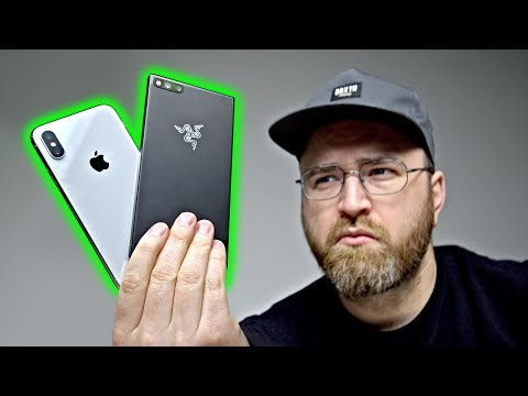 Thumbnail: How LOUD Is The Razer Phone? (vs iPhone X, Pixel 2 XL, Note 8)