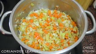 Cabbage Carrot Soup-Healthy Weight Loss Soup