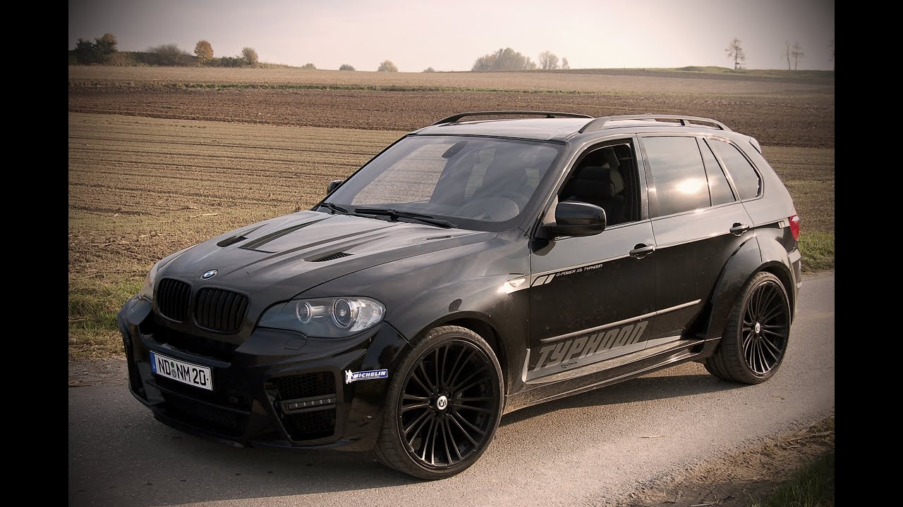 G Power Bmw X5 Typhoon Pure Sound Youtube
