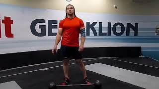Турнир по силовой атлетике, приуроченный к 120-летию первого чемпионата России по тяжёлой атлетике.