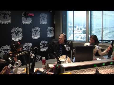 Intern Hypnotized at Radio Station Power 106 Burbank California Tom Silver TV's Favorite Hypnotist