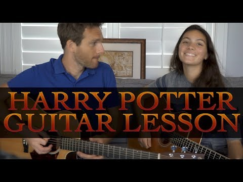 How to Play the Harry Potter Theme on Guitar