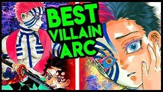 The Best Villain in Demon Slayer! (Kimetsu no Yaiba Akaza Explained)