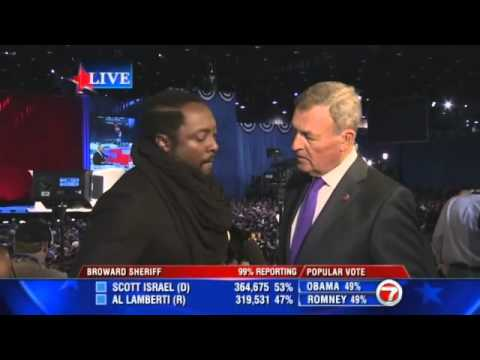 Will.i.am Mistaken For Wyclef Jean And Wale By News Reporter