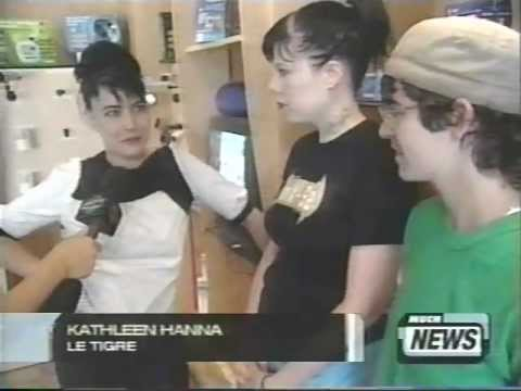 Le Tigre Interview on Much News