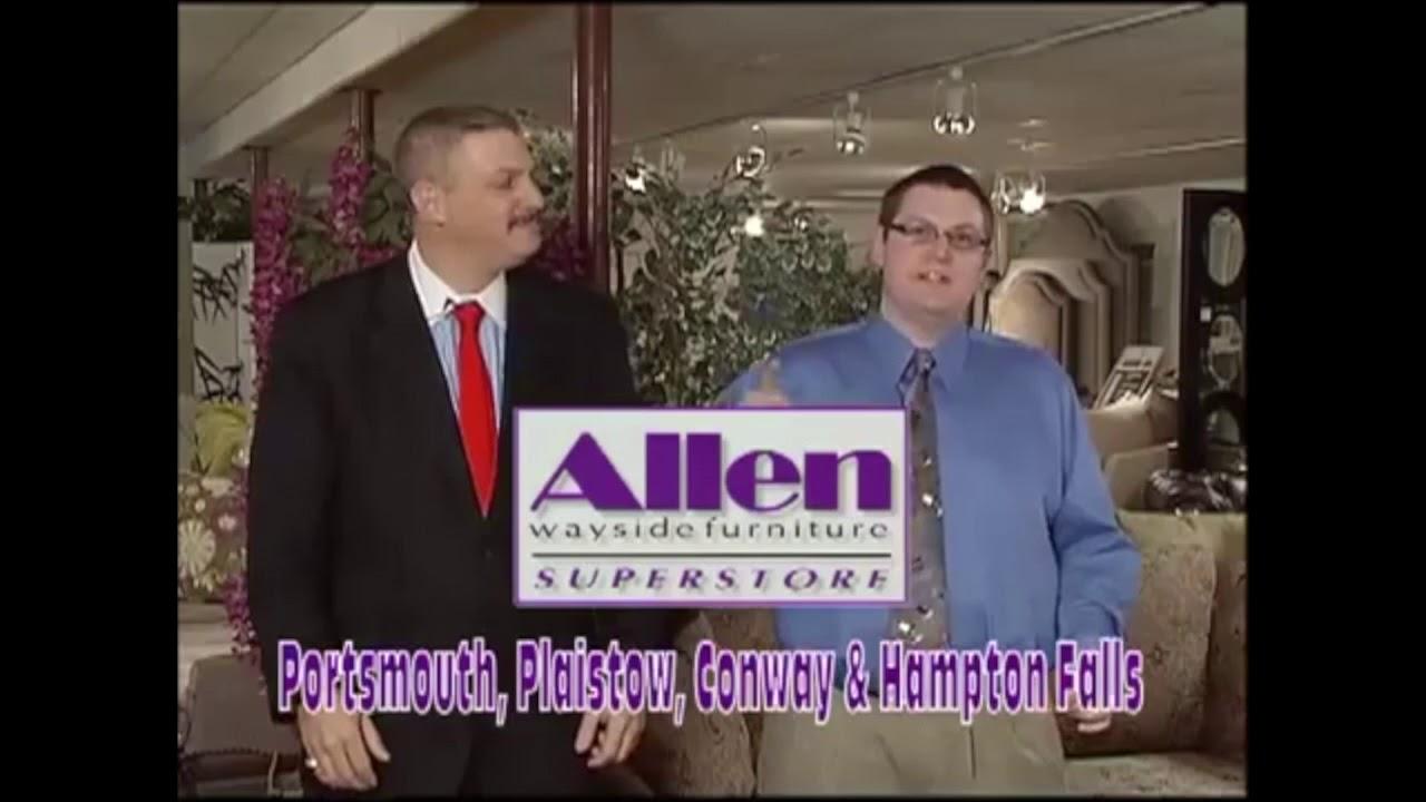 Allen Wayside Furniture Youtube