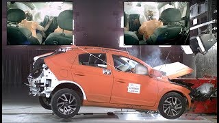 LUXGEN U5 CRASH TEST A