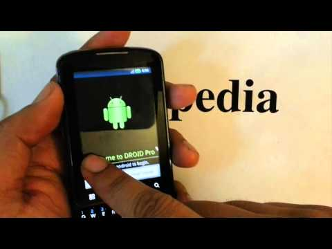 Motorola Droid Pro Activation Bypass Screen Easy 123
