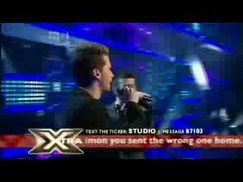 Sharon Osbourne drunk on Xtra Factor