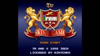 The Irem Skins Game OST - First Pitch