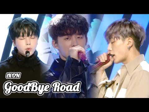 [Comeback Stage] iKON –  GOODBYE ROAD ,  아이콘 – 이별길 show  Music core 20181006