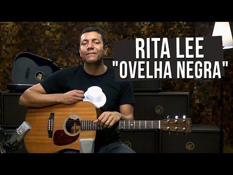 Rita Lee - Ovelha Negra (como Tocar - Aula De Violão)