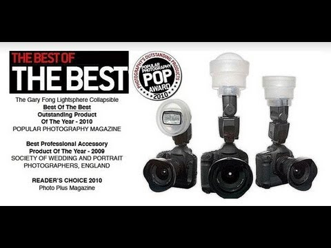 Why The Lightsphere Won Best Of The Best In Flash Diffusers