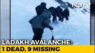 3 Dead, 7 Missing As Avalanche Hits SUV In Khardung La Pass, Ladakh