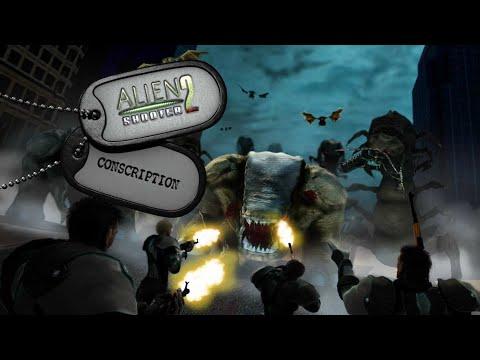 Прохождение Alien Shooter 2: Conscription - Миссия 1-3