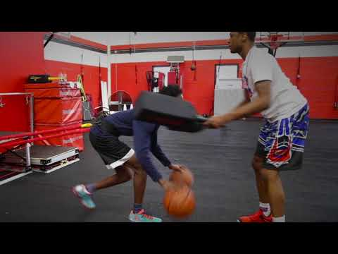 Jordan Jackson OUTWORK Session w/ Pat The Roc!