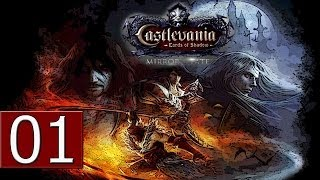 Castlevania: Lord of Shadow - Mirror of Fate HD PC Ato 1 Simon Belmont - parte 1