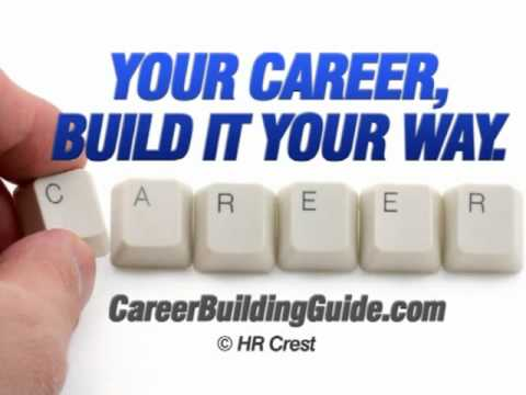 your career build it your way career building guide book from hr crest