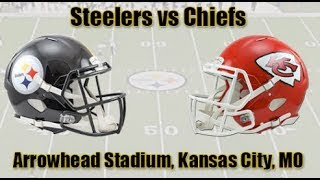 Steelers vs Chiefs Week 6 Preview #HereWeGo