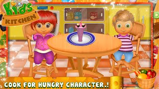Kids Kitchen Gameimax Cook Game Android İos Free Game GAMEPLAY VİDEO(Kids Kitchen Gameimax Cook Game Android İos Free Game GAMEPLAY VİDEO Are you ready to open your first restaurant? Grab your apron and chef's hat and ..., 2015-11-21T21:41:27.000Z)