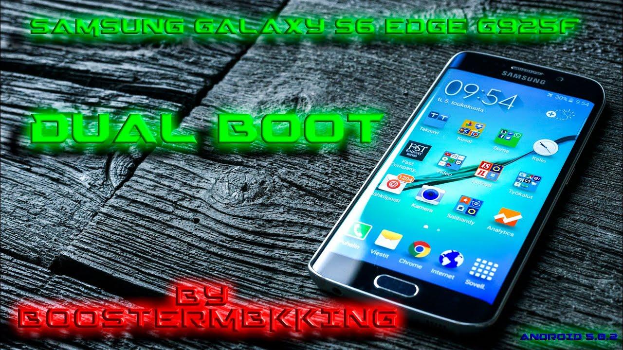 bce8211dc9a DualBoot Galaxy S6 EDGE g925f by Riccardo Giordano