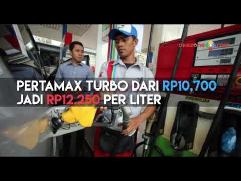 Ini Daftar Harga Terbaru BBM di Wilayah DKI Jakarta