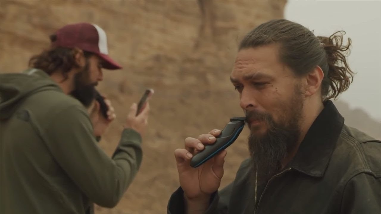 Jason Momoa Shaves Off His Beard for First Time in 7 Years: 'It's Time to Make a Change'