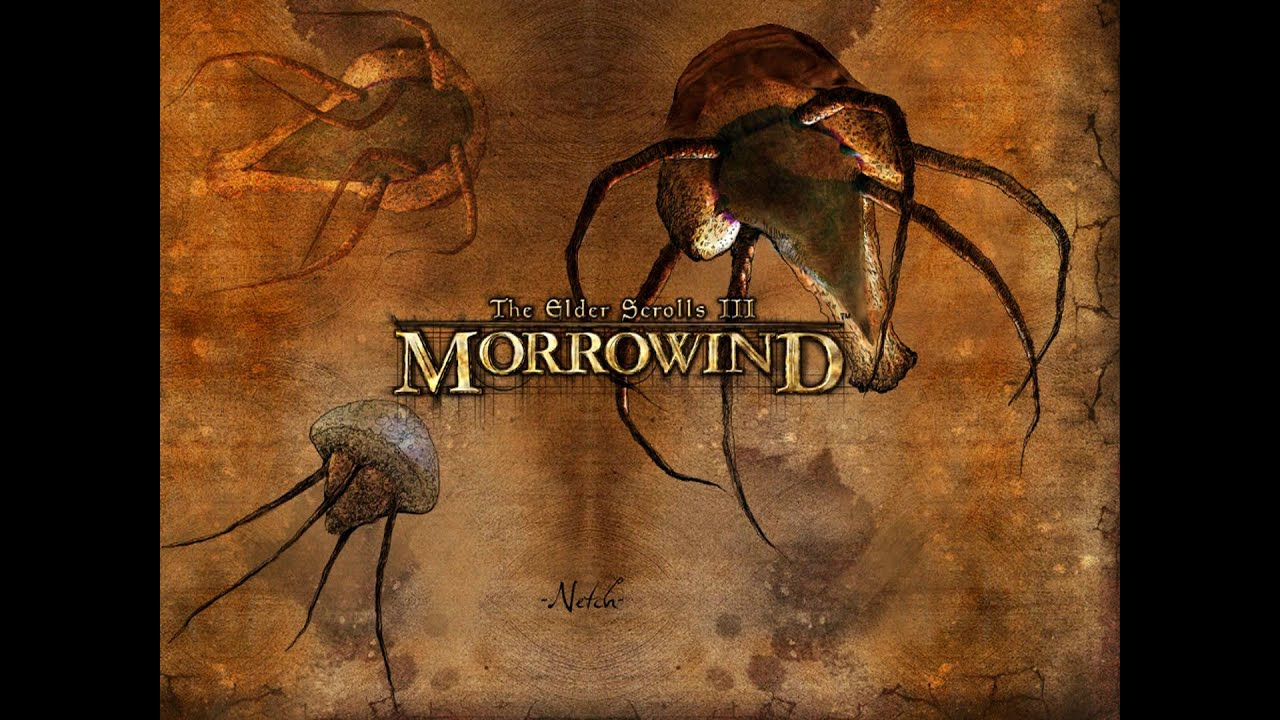 how to start in morrowind