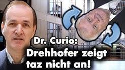 Rückzieher! Seehofer zeigt taz doch nicht an! Stattdessen Einladung ins Ministerium! | Dr. Curio