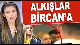 Bircan Bali, Aleyna Tilki'ye haddini bildirdi!