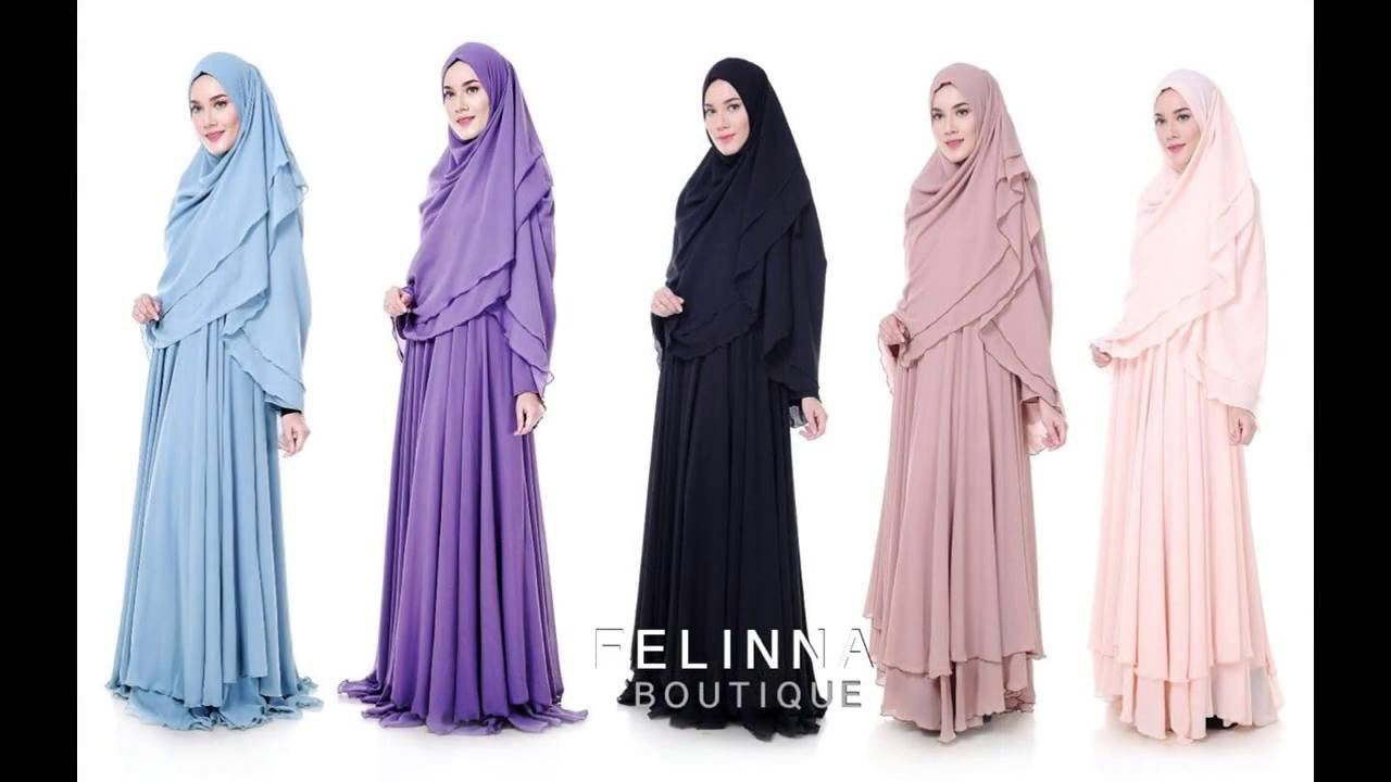Khimar Collection By Felinna Boutique By Shafie