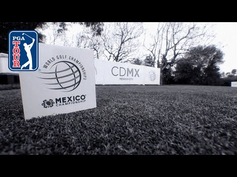 2018 World Golf Championships  Mexico Championship
