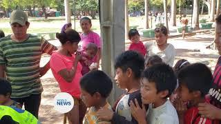 Paraguay Ahmadi Muslims feed refugees