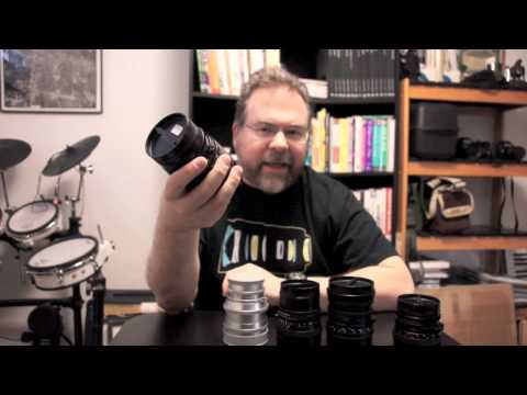 Hasselblad V-Series Lens Overview