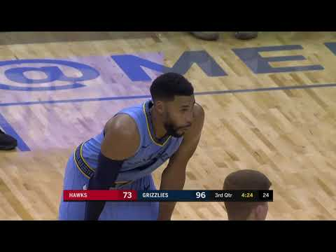Atlanta Hawks vs Memphis Grizzlies | October 19, 2018
