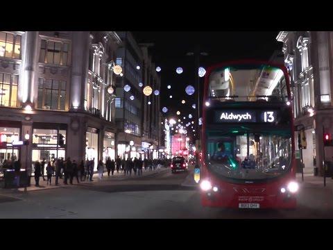 Oxford Street - słynna ulica Londynu (Oxford Circus Station)