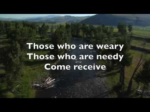 Come To The River - Housefires II (Lyric Video)