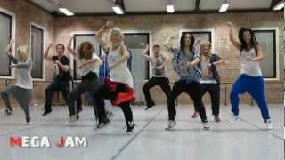 Gangnam Style vs Walk It Out choreography by Jasmine Meakin (Mega Jam)