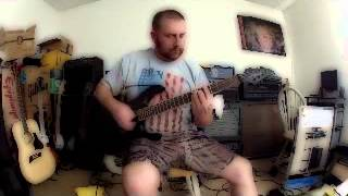 Punkrock/Hardcore guitar riff