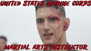 UNITED STATES MARINE CORPS I MARTIAL ARTS INSTRUCTORS COURSE (MCMAP)